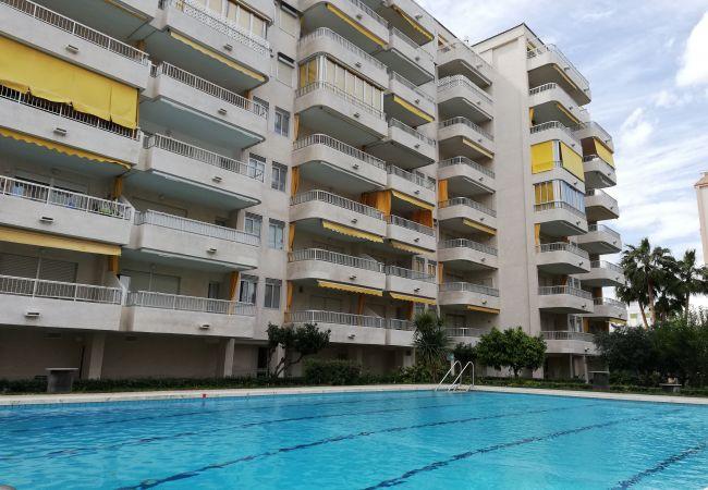 Apartamento en Playa de Gandía - 1.Parque VI bl.A esc.I 6º dcha. (garaje 03)